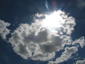 Pilvi-aurinko